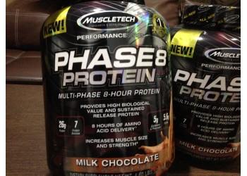 <Обзор протеина Phase8 от MuscleTech
