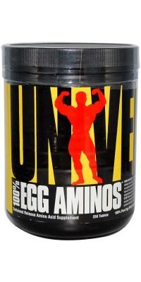 100% Egg Aminos 250 таблеток Universal Nutrition