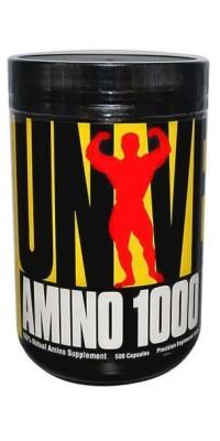 Amino 1000 500 капсул Universal Nutrition