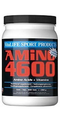 Amino 4600 400 таблеток VitaLIFE