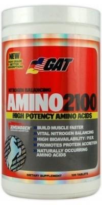 Amino 2100 325 таблеток GAT