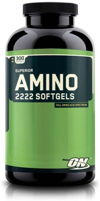 Superior Amino 2222 Softgels 300 капсул Optimum Nutrition