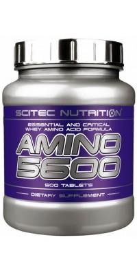 Amino 5600 500 таблеток Scitec Nutrition