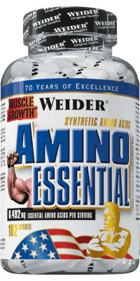 Amino Essential 102 капсулы Weider