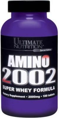 Amino 2002 100 таблеток Ultimate Nutrition