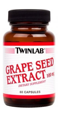 Grape Seed Extract 100 мг 60 капсул Twinlab