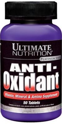 Antioxidant 50 таблеток Ultimate Nutrition