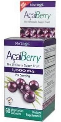 AcaiBerry 60 + 15 капсул Natrol