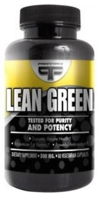 Lean Green Tea 500 mg 60 капсул Prima Force
