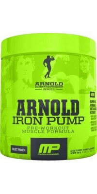 Arnold Series Iron Pump 180 г MusclePharm