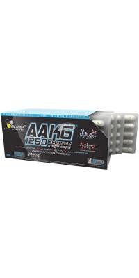 AAKG 1250 Mega Caps 300 капсул Olimp