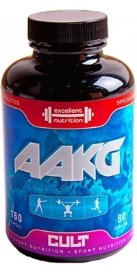 Aakg 160 капсул CULT Sport Nutrition
