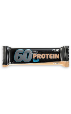 60% Protein Bar Арахис - купить за 150