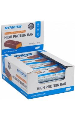 High Protein Bar 80 г MyProtein - купить за 160