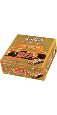 6:1 Protein Bar Peanut Butter Brownie 72 г MetraGenix