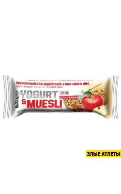 Yogurt and Muesli 30 гр BioTech USA - купить за 50