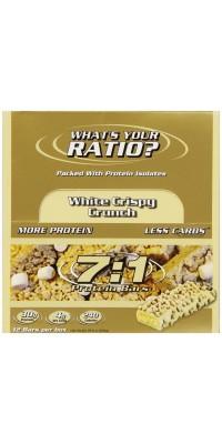 7:1 Protein Bar White Crispy Crunch 72 г MetraGenix