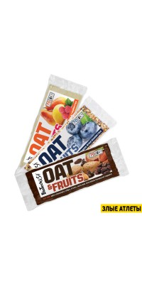 Oat & Fruits 70 гр BioTech USA