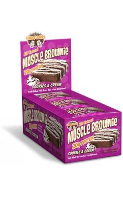 Печенье Muscle Brownie 80 г Lenny & Larry's - купить за 170