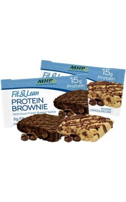 Fit & Lean Protein Brownie 50 г MHP - купить за 140