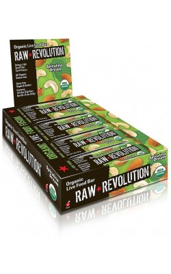 Organic Live Food Bar 51 г Raw Revolution - купить за 120