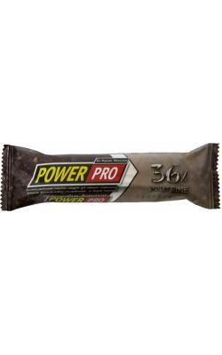 Протеиновый батончик Power Pro 36% Мокачино - купить за 80
