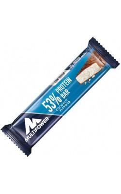 53% Protein Bar 50 г Multipower - купить за 160