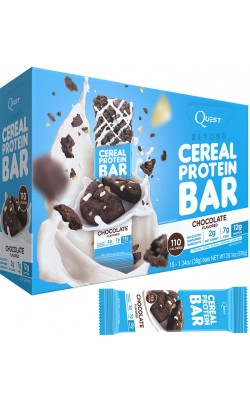Beyond Cereal Protein Bar 38 г Quest Nutrition - купить за 100