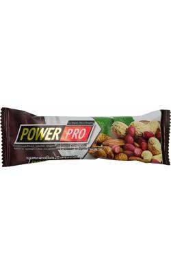 Протеиновый батончик Power Pro 36% Орех-йогурт - купить за 100