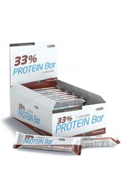 33% High Protein Bar 45 г VPLab - купить за 120