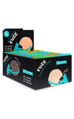 Fuze Cookies Мультибокс (арахис, кокос, шоколад c кусочками шоколада) - купить за 690