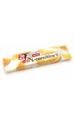 Extra протеиновый батончик с L-карнитином 40 г ProteinRex - купить за 60