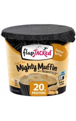 Mighty Muffins Маффин с протеином 55 г FlapJacked - купить за 160