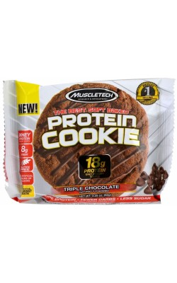 The Best Soft Baked Protein Cookie 92 г MuscleTech - купить за 170