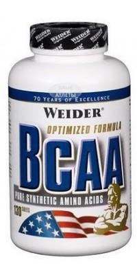 BCAA 130 таблеток Weider