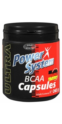 BCAA Capsules 360 капсул Power System