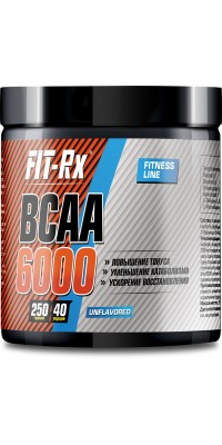 BCAA 6000 250 г FIT-Rx