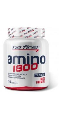 Amino 1800 210 таблеток Be First