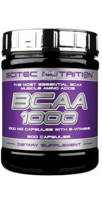 BCAA 1000 300 капсул Scitec Nutrition