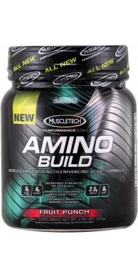 Amino Build 500 г MuscleTech