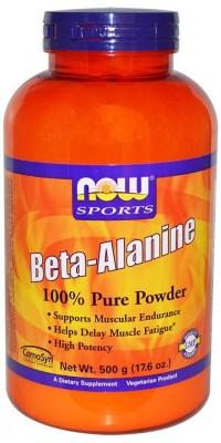 Бета-аланин Beta-Alanine 500 г Now