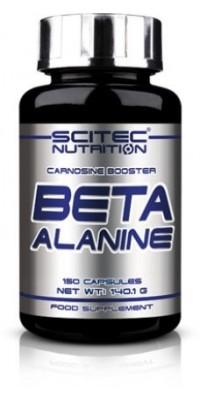 Beta Alanine 150 капсул Scitec Nutrition