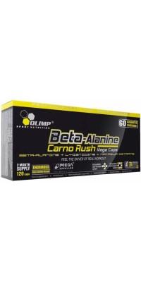 Бета-аланин Beta-Alanine Carno Rush 120 капсул Olimp