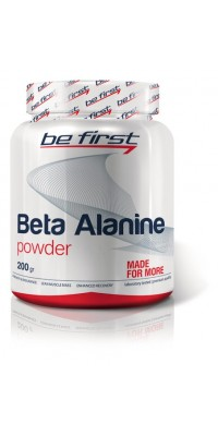 Beta Alanine Powder 200 г Be First