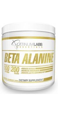 Бета-аланин Beta Alanine 200 г Platinum Labs