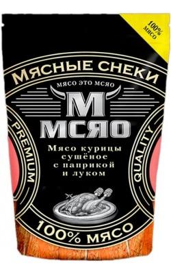 Мсяо Курица сушёная с паприкой и луком - купить за 180