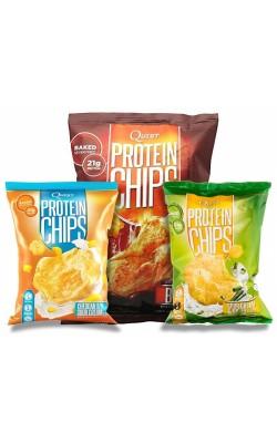 Quest Protein Chips Quest Nutrition - купить за 200