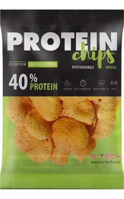 Protein Chips Чипсы протеиновые S-Tech - купить за 130