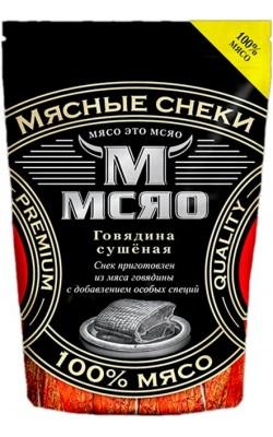 Мсяо Говядина сушёная - купить за 180