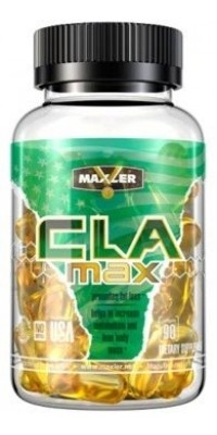 CLA 1000 90 капсул Maxler USA